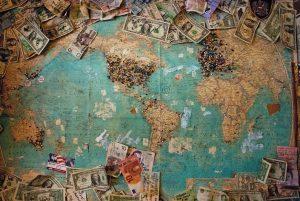 お金の世界地図